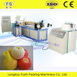 Berufsstandardprodukt-Frucht PET Schaumgummi-Netzherstellung-Maschine
