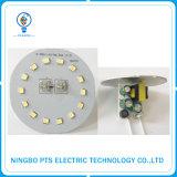 9W 12W 15W CKD SKD Ampoule de LED de l'éclairage du tube de panneau