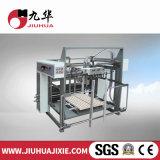 Machine feuilletante verticale semi automatique