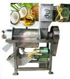 Chaîne de production d'huile de noix de coco/expulseur d'huile de noix de coco sous le traitement humide