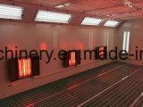 Venta caliente calefacción eléctrica lámparas para cabina de pintura