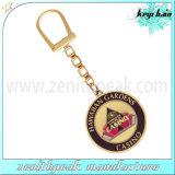 De Ring van Keychain van de Vorm van het Zwaard van het Metaal van de Gift van de Reclame van de manier
