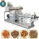 Diverse extrudeuse d'aliments pour chiens de capacité d'acier inoxydable avec le GV