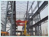 Estructura de acero de gran altura prefabricados, diseño de construcción la construcción de la estructura de acero