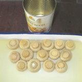 容易な開いたふたを持つ缶詰にされた全きのこ184G
