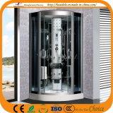 Cabina de ducha de cristal completa (ADL-8318)
