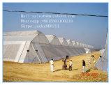 40の網の温室のための紫外線扱われたHDPEの反昆虫のネット