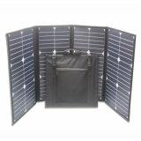 80Вт портативный гибкая солнечная панель