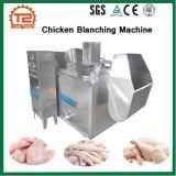 Bille de la viande de poulet et de la machine de blanchiment
