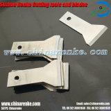 Qualitäts-Hartmetall-Schaufeln für Gummiausschnitt