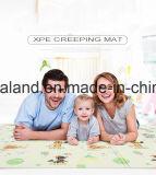 Veelkleurige Flexibele en Zachte Hygiënisch en Veilig voor het Kruipen van het Stuk speelgoed XPE van het Spel van het Jonge geitje de Kinderen van de Mat in het Ontwikkelen van de Baby van het Tapijt in de Deken van het Schuim/het Kamperen Mat
