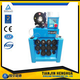 """フィン力の最もよい品質1/8大きい割引の"""" ~2 """" Hhp52-Fの油圧ホースのひだが付く機械"""