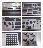 Raycus 1000W Fibaer Machine de découpe laser pour 2mm en acier inoxydable
