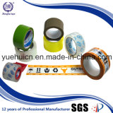 Billig ohne Luftblasen-buntes Verpackungs-Band