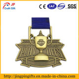 カスタム高品質の競争の金属メダル