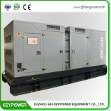 디젤 엔진 Generator Set 50Hz Silent Type Six Cylinders 250kav Prime Power