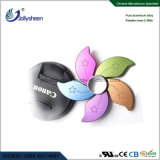 جديدة خمسة ألوان زهرة أرجوانيّة من يد غزّال لعب تململ غزّال إصبع غزّال