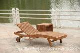 Le meilleur choix de meubles de jardin patio extérieur en bois de teck Table et chaises de pliage