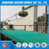 HDPEの網の緑の足場安全策の構築の安全策