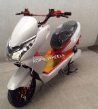 erwachsenes elektrisches Motorrad des schwanzloser Motor1200w (EM-003)