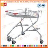 Неработающая вагонетка регулируя магазинную тележкау бакалеи для потребителей кресло-коляскы (Zht225)