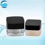 化粧品のためのアクリルのクリーム色の瓶