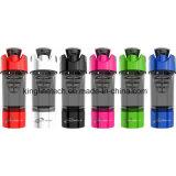 フィルタや容器のOEMと600ミリリットルプラスチックシェーカーボトル( KL- 7008 )