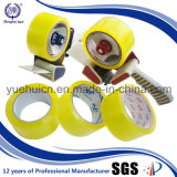 Vente chaude dans Globel Gummed Yellowish OPP Packing Tape