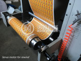 4/6 di stampatrice di Flexo del pacchetto del documento termico del rullo di colore