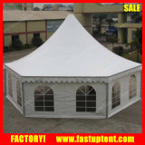 Casal de luxo Luxury Octagon Dome Tent Round Dodecagon Event Marquee Tent