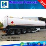 熱い半販売3の車軸燃料のタンク車のトレーラーの石油タンカー