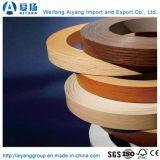 高品質のプラスチック家具PVC端バンディングテープ