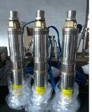 Haute pression de pompe à eau solaire de l'irrigation de la pompe à eau solaire solaire pour une profondeur de la pompe à eau