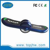 Individu électrique de planche à roulettes de roue simple équilibrant le scooter électrique