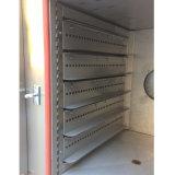 Печь конвекции оборудования 5-Tray хлебопекарни электрическая от реальной фабрики