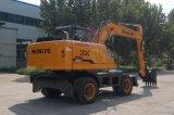 Escavatore idraulico originale della rotella della Cina Ht155W