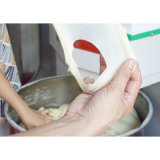 Mezclador espiral del mezclador de pasta 25kg 80L para el pan de la hornada