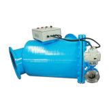 Controlador de presión del cepillo automático de limpiar el filtro de partículas de agua de refrigeración
