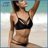 I bikini brasiliani hanno fissato il nuoto maturo sexy del costume da bagno dello Swimwear del Beachwear