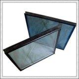 6+9A+6mm clairs/ont coloré la glace isolée stratifiée Tempered Inférieure-e pour la construction, meubles, décoration