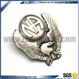 Migliore distintivo di Pin del risvolto della branca della mamma del cane del metallo dell'argento di qualità della Cina
