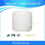 Dispositivo sem fios sem fio interno do Ap do elevador 2.4G de Dahua para a transmissão (PFM885-I)
