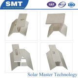 Rails de montage panneau solaire en aluminium pour système d'énergie solaire