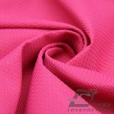 75D 230t Revestimento de roupa ao ar livre à prova d'água e à prova de vento Revestimento de algodão tecido Bamboo Joint Jacquard com 100% de tecido de ponche de poliéster (E070)