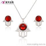 Rhodium van de Juwelen van de manier de Nieuwe Reeks van de Juwelen van het Bergkristal van de Luxe