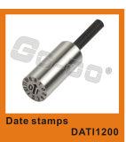 Peças do selo de tâmara do número do metal do molde de China