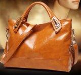 大きい容量の高品質熱い販売法デザイナー方法女性ショルダー・バッグ(WDL0192)