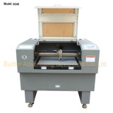 Máquina de gravura de couro do laser