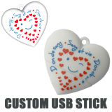 Unidade Flash USB personalizados Stick 8 GB de seu design USB exclusivo