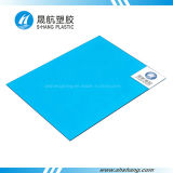 바이어 Material의 (PC) 호수 Blue Polycarbonate Solid Board